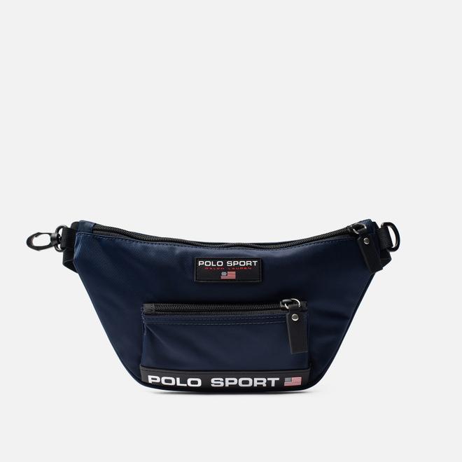 Сумка на пояс Polo Ralph Lauren Polo Sport Nylon Navy