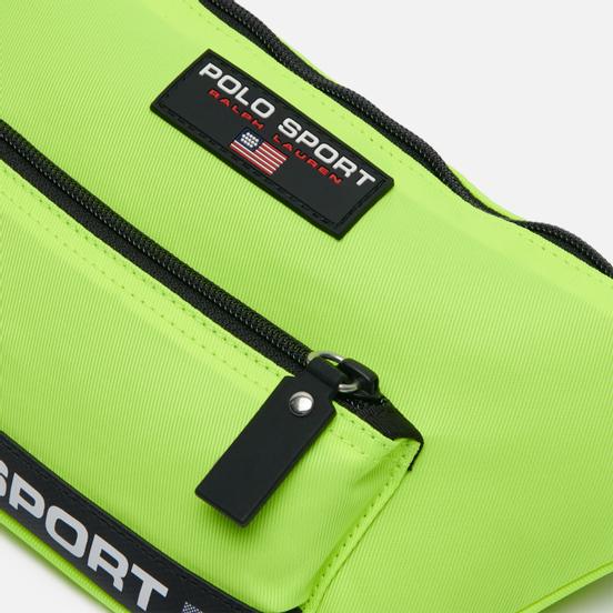 Сумка на пояс Polo Ralph Lauren Polo Sport Nylon Neon Yellow