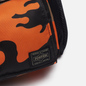 Сумка на пояс Porter-Yoshida & Co PS Camo Woodland Orange фото - 4