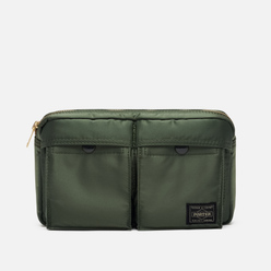 Сумка на пояс Porter-Yoshida & Co Tanker Classic The 35th Anniversary Sage Green
