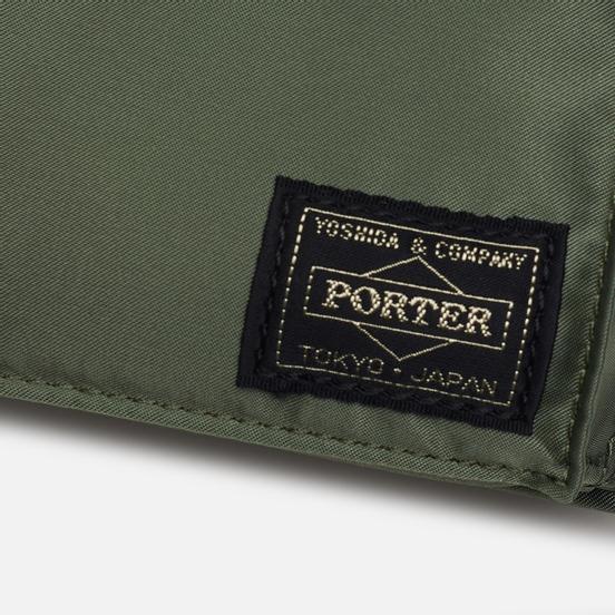 Сумка на пояс Porter-Yoshida & Co Tanker Classic The 35th Anniversary Sage Green