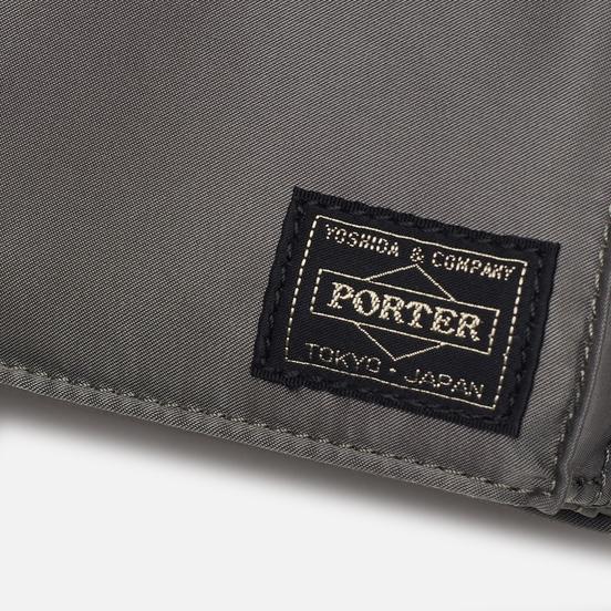Сумка на пояс Porter-Yoshida & Co Tanker Classic The 35th Anniversary Silver Grey