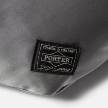 Сумка на пояс Porter-Yoshida & Co Tanker L The 35th Anniversary Silver Grey фото- 4