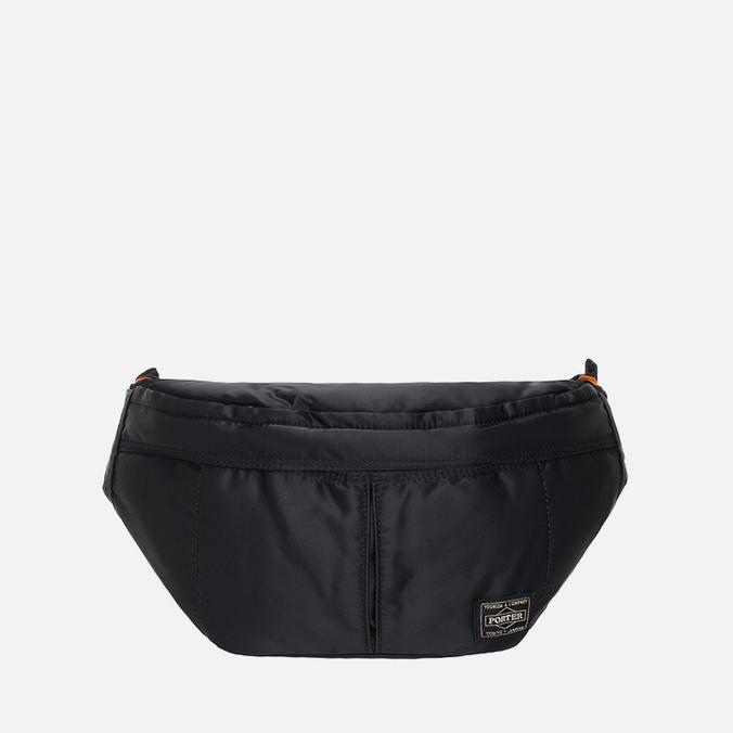 Porter-Yoshida & Co Tanker S Waist Bag Black