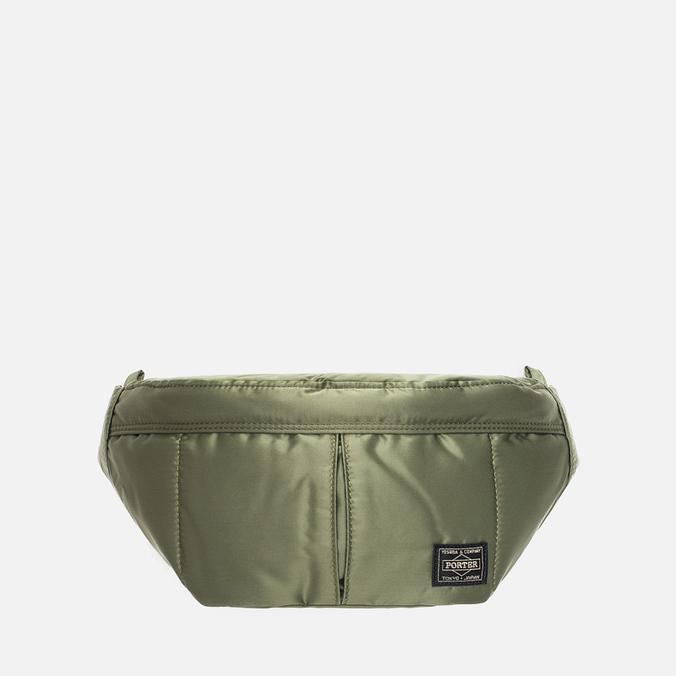 Porter-Yoshida & Co Tanker S Waist Bag Khaki