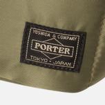 Porter-Yoshida & Co Tanker S Waist Bag Khaki photo- 4
