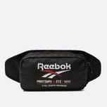 Сумка на пояс Reebok Printemps Ete Black фото- 0