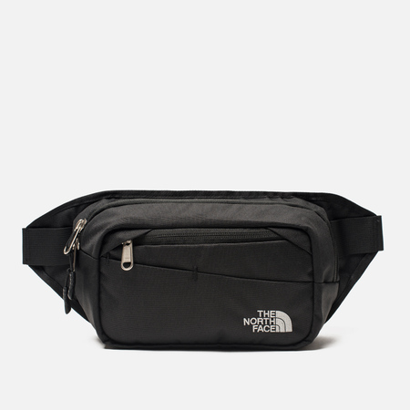 Сумка на пояс The North Face Bozer Hip II Black/High Rise Grey