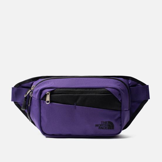 Сумка на пояс The North Face Bozer Hip II Hero Purple/TNF Black