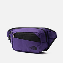 Сумка на пояс The North Face Bozer Hip II Hero Purple/TNF Black фото- 1