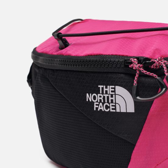 Сумка на пояс The North Face Lumbnical S 4L Mr. Pink/TNF Black