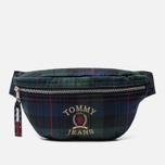 Сумка на пояс Tommy Jeans Crest Heritage Plaid Check фото- 0