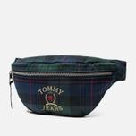 Сумка на пояс Tommy Jeans Crest Heritage Plaid Check фото- 1