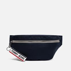 Сумка на пояс Tommy Jeans Logo Tape Bumbag Nylon Black Iris