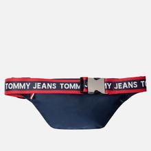 Сумка на пояс Tommy Jeans Logo Tape Nylon Black Iris фото- 2