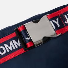 Сумка на пояс Tommy Jeans Logo Tape Nylon Black Iris фото- 3