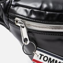 Сумка на пояс Tommy Jeans Logo Tape Polyurethane Black фото- 3