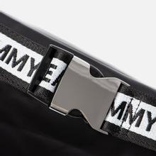 Сумка на пояс Tommy Jeans Logo Tape Polyurethane Black фото- 4