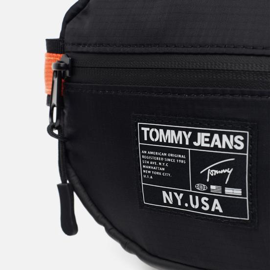 Сумка на пояс Tommy Jeans Urban Tech Nylon Black