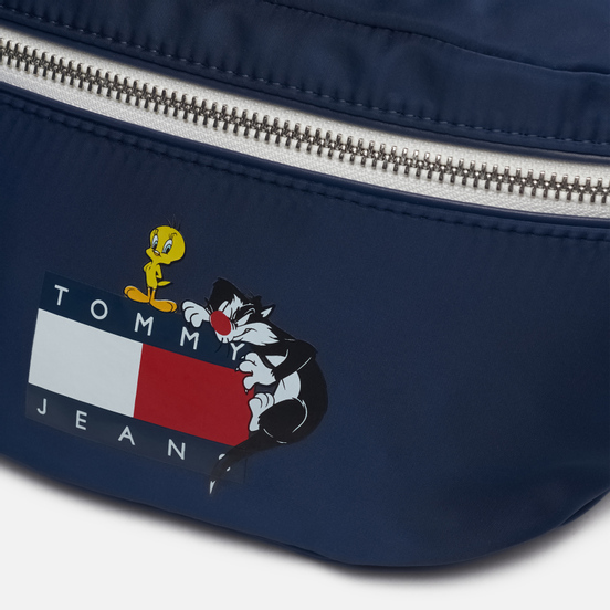 Сумка на пояс Tommy Jeans x Looney Tunes Twilight Navy