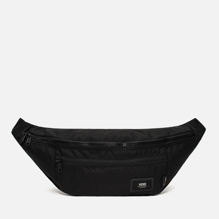Сумка на пояс Vans Ward Cross Body P Black