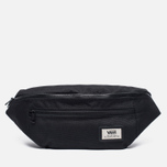 Сумка на пояс Vans Ward Cross Body P Black фото- 0