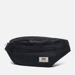 Сумка на пояс Vans Ward Cross Body P Black фото- 1