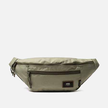 Сумка на пояс Vans Ward Cross Body P Oil Green