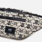 Сумка на пояс Vans Ward Cross Body P Skulls White/Black фото - 2