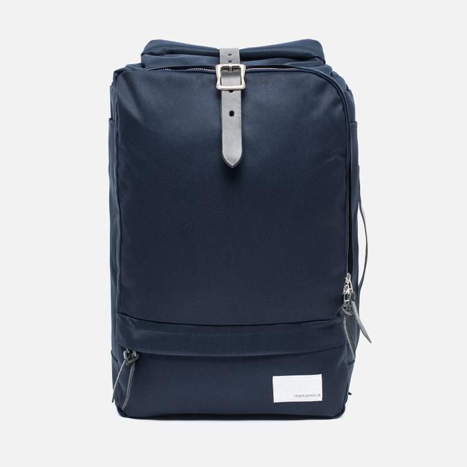 Рюкзак Nanamica 3 Way Briefcase Navy/Black