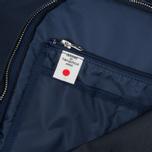 Рюкзак Nanamica 3 Way Briefcase Navy/Black фото- 8