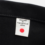Сумка Nanamica Briefcase Black/Black фото- 5