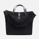 Сумка Nanamica Briefcase Black/Black фото- 3