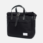 Сумка Nanamica Briefcase Black/Black фото- 1