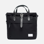 Сумка Nanamica Briefcase Black/Black фото- 0