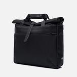 Сумка Nanamica Briefcase Cordura Twill Black фото- 1