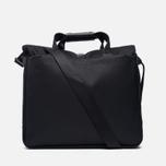Сумка Nanamica Briefcase Cordura Twill Black фото- 3