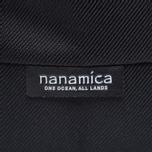 Сумка Nanamica Briefcase Cordura Twill Black фото- 6