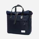 Сумка Nanamica Briefcase Navy/Black фото- 1