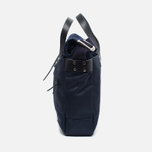 Сумка Nanamica Briefcase Navy/Black фото- 3
