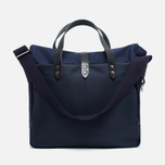 Сумка Nanamica Briefcase Navy/Black фото- 2