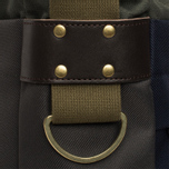 Сумка Nanamica Cordura Briefcase Khaki/Navy фото- 11