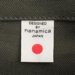 Сумка Nanamica Cordura Briefcase Khaki/Navy фото- 9