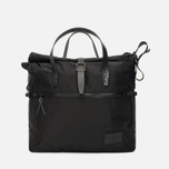 Сумка Nanamica Cordura Nylon Briefcase Black фото- 0