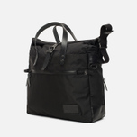 Сумка Nanamica Cordura Nylon Briefcase Black фото- 1