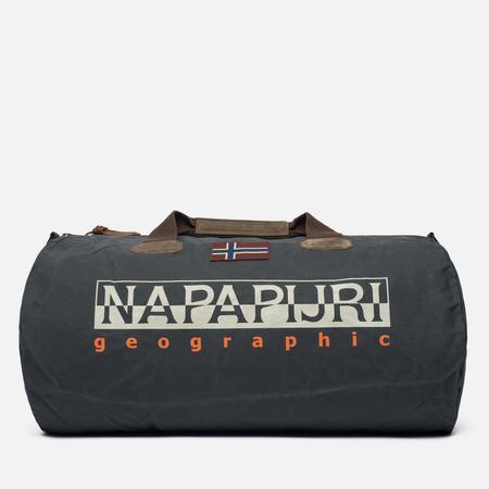 Сумка Napapijri Bering 1 48L Dark Grey Solid