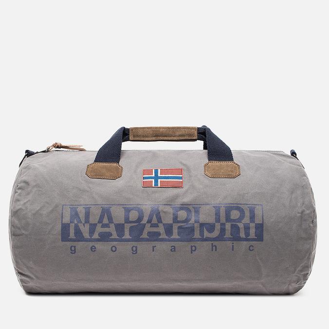 Сумка Napapijri Bering 48L Antracite