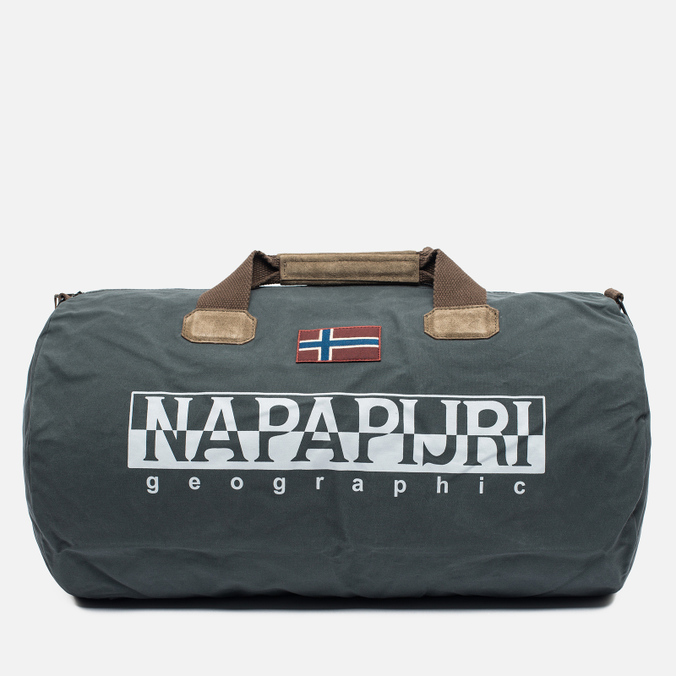 Сумка Napapijri Bering Solid 48L Dark Grey