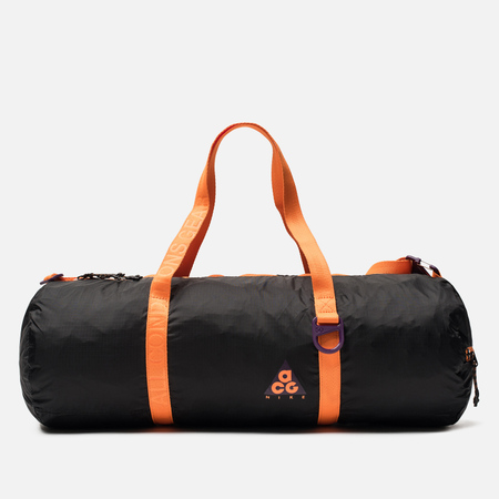 Сумка Nike ACG Packable Duffel Night Purple/Black/Bright Mandarin