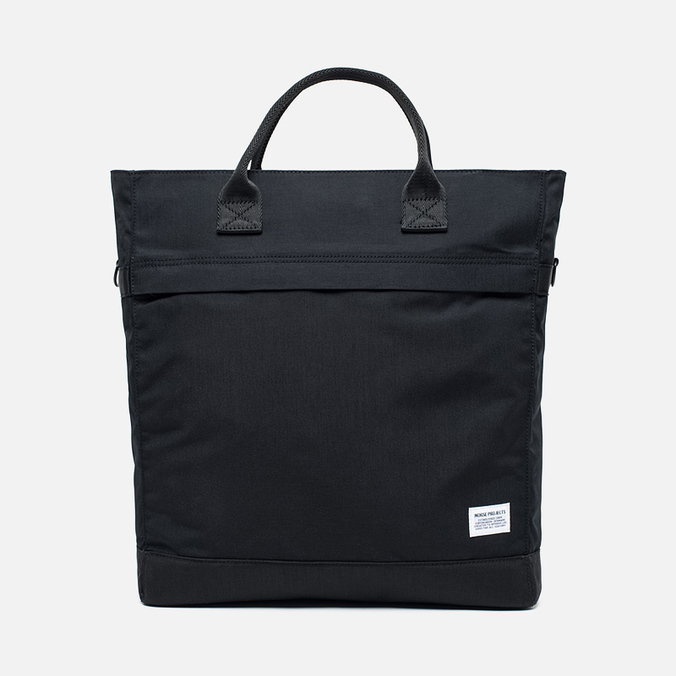 Norse Projects Aksel Porter Bag Black